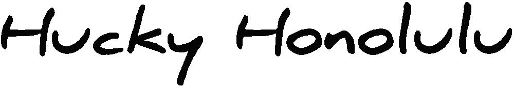 Hucky Honolulu